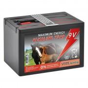 VOSS.farming ALKALINE 75Ah - 9V Battery for Energisers, Small