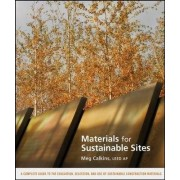Materials for Sustainable Sites by Meg Calkins