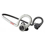 Plantronics BackBeat FIT Wireless Bluetooth Headphones - Waterproof Earbuds with On-Ear Controls for Running and Workout, Sport Grey