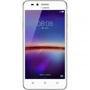 Telefon Mobil Huawei Y3 II : Dual SIM, 4.5 inch, 4G / LTE, Android 5.1, Quad-Core 1.0 GHz, 8 GB, 1 GB RAM, 5 MP / 2 MP, 2100 mAh - White