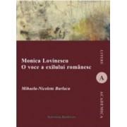 Monica Lovinescu O Voce A Exilului Romanesc - Mihaela-Nicoleta Burlacu