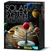 4M Build your own Glow-in-the-Dark Solar System Planetarium Model