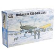 1/32 Modellino Aereo tedesca Junkers Ju-87B-2/U4 Shuto Uka (03 215) (Importato da Giappone)