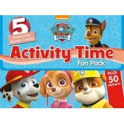 Nickelodeon PAW Patrol Activity Time Fun Pack by Parragon Books Ltd