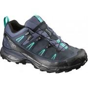 Salomon X Ultra LTR GTX Hiking Shoes Women slateblue/deep blue/spa blue 42 Multifunktionsschuhe
