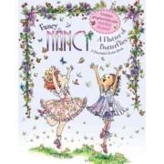 Fancy Nancy: A Flutter of Butterflies Reusable Sticker Book by Jane O'Connor