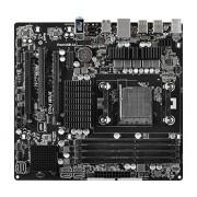 ASRock AM3+ 970M Pro3 Scheda Madre AMD, M-ATX, 4xD3, USB 3, SATA 3, Nero