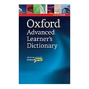 Oxford Advanced Learner's Dictionary - Hardback with CD-ROM Pack