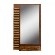 Espelho Calabria Pinus Envernizado - Markine Mobilier