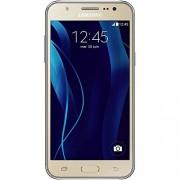 Samsung Galaxy J5 Smartphone débloqué 4G (Ecran: 5 pouces - 8 Go - Simple Micro-SIM - Android 5.1 Lollipop) Or