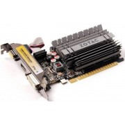 Placa Video ZOTAC GeForce GT 730 Zone Edition, 2GB, GDDR3, 64 bit, Low Profile bracket inclus