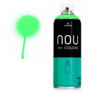 Spray Nou Colors 400ml Verde Menta