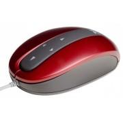 Mouse MODECOM Optic MC-802 (Negru/Rosu)