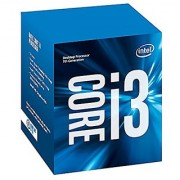 Intel Core i3-7100 7th Gen Core Desktop Processor 3M Cache 3.90 GHz (BX80677I37100)