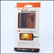 SlimPort to HDMI Adapter Micro USB to 1080p HDTV Cable for LG Google Nexus 4/Nexus 5/Nexus 7 2013/LG G2