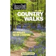 Time Out Country Walks Near London: Volume 1 by Time Out Guides Ltd.