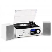 Majestic / Audiola sistem stereo LP CD USB SD MMC