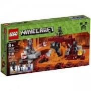 Конструктор ЛЕГО МАЙНКРАФТ - УИДЪР - LEGO Minecraft, 21126
