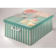 Színes tároló doboz Collection Bon Bon 660BB