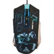 Mouse Gaming Marvo G906 Black