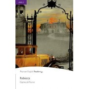 Level 5: Rebecca Book and MP3 Pack by Daphne du Maurier