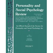 Theory Construction in Social-Personality Psychology: Volume 8,No. 2 by Arie W. Kruglanski