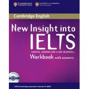 New Insight into IELTS Workbook Pack by Vanessa Jakeman