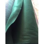 Feutrine non feu m1 vert billard largeur 200 cm