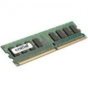 Crucial CT12864AA800 PC800 mémoire RAM 1 Go (DDR2, Crucial valeur CL6)