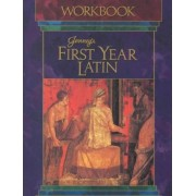 Jenney's First Year Latin Grades 8-12 Workbook 1990c by Prentice Hall School