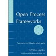 Open Process Frameworks by David A. Marca