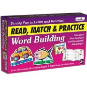 Read Match Practice Word Building A Fun way to Learn 3 in 1 Pack from Creatives to learn and practice every day words