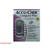 ACCUCHEK COMPACT PLUS 307637 GLUCOMETRO KIT - ACCU-CHEK COMPACT PLUS ( )