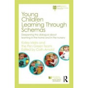Young Children Learning Through Schemas by Katey Mairs