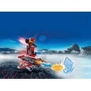 PLAYMOBIL 6835 - Fire & Ice Action - Firebot mit Disc-Shooter