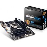 Gigabyte GA-H81M-HD3 Intel H81 Socket H3 (LGA 1150) Micro ATX moederbord