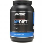Myprotein Mydiet™ - 1kg - Tub - Milkshake Fraise