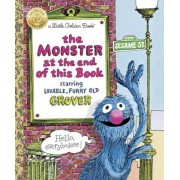The Monster at the End of This Book (Sesame Book), Hardcover