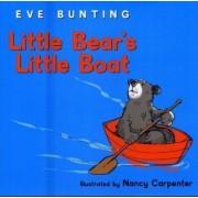 Little Bear's Little Boat by Eve Bunting