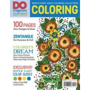 DO: Color, Tangle, Craft, Doodle by Editors of Do Magazine