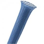 Sleeving Techflex Flexo PET Sleeve 6mm, blue, lungime 1m