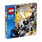 Lego Knight Of The Kingdom Rogue Knights Of Battleship 8821