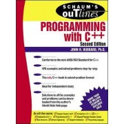Schaum's Outline of Programming with C++ by John R. Hubbard