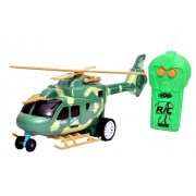 Toyshine 2 Function Remote Control Helicopter Car (Non-flying)