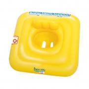 Sárga bébi úszóöv, 69 cm