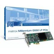 Matrox Millennium G550 LP PCIe Videokaart