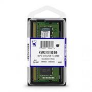 Kingston ValueRAM 8GB 2133MHz DDR4 Non-ECC CL15 SODIMM 1Rx8 Laptop Memory