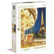 Clementoni Le Carousel Paris Puzzle (1000-Piece)