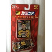 Racing Champions Chase the Race Collectors Series Silver Chrome Chase Car #22 Ward Burton