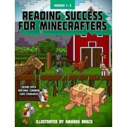 Reading Success for Minecrafters: 1st and 2nd Grade